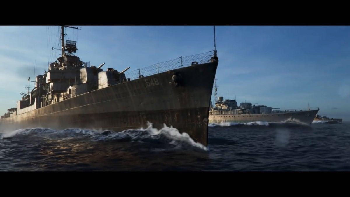 GREYHOUND – Official Trailer (HD)