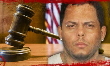 He lied about military service to get a lighter sentence for stealing guns. It backfired completely