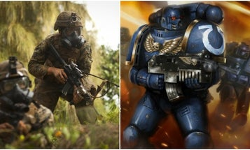 11 reasons Warhammer 40,000 is a lot like the US military
