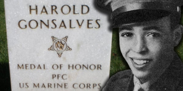 75 years ago, this 'stouthearted and indomitable' Medal of Honor recipient leaped on a grenade to save 2 others