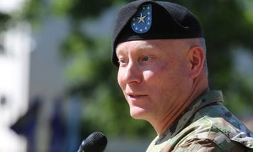 Army one-star general in Germany suspended amid non-criminal investigation