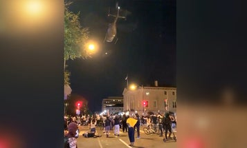 Investigation into why National Guard helicopters buzzed protesters in D.C. stuck in limbo