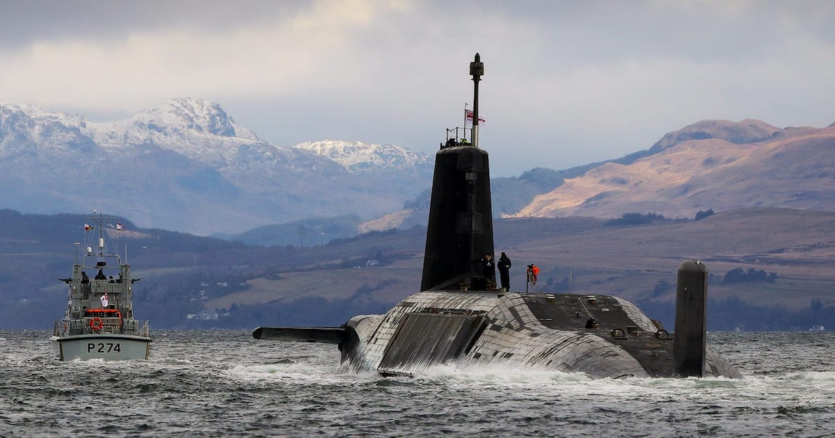 British submariners left a US Navy port in search of booze. They came back with COVID-19