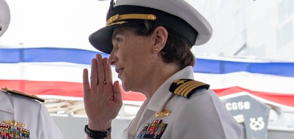 Navy fires captain of USS Philippine Sea following command investigation