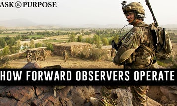 How Forward Observers Operate in the Military to Coordinate Artillery