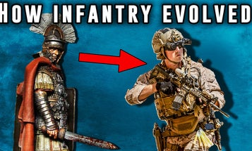 Infantry Evolution Army Marines From Rome to Rifles v3