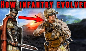How Infantry Warfare Evolved in Military History