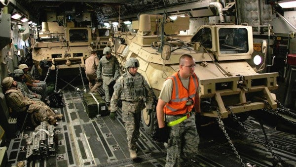SOCOM is eyeing a new armored tactical vehicle
