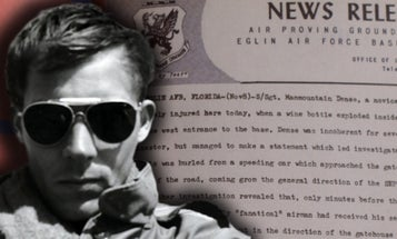That time Hunter S. Thompson wrote the greatest press release in military history