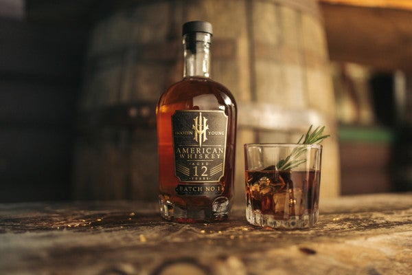 Created by a legendary Delta Force operator, this delicious aged whiskey pairs well with cigars and war stories