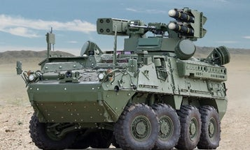 The Army is officially adding missile-hauling Strykers to its arsenal
