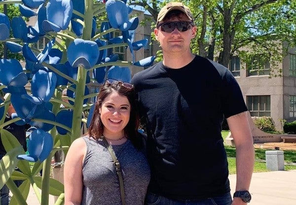 Empowered through work: How a military spouse found strength in her job with The Home Depot