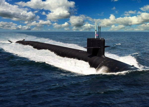 Submarine base commander says Chinese, Russian subs 'are definitely catching up to us.'