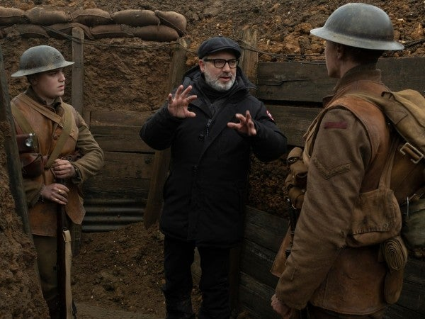 A former British paratrooper explains how he prepared '1917' actors to fight WWI's most devastating battles