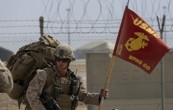The Marines Returned To Helmand Province. Is Their Mission A Blueprint For Trump's Afghanistan Strategy?