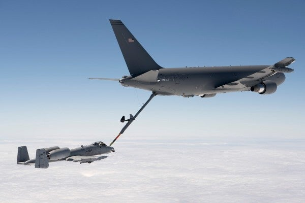 Boeing has already grounded the Air Force's brand new KC-46 tanker jets due to sloppy manufacturing