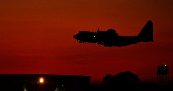 The Air Force's upgraded AC-130 gunship is working overtime in Afghanistan