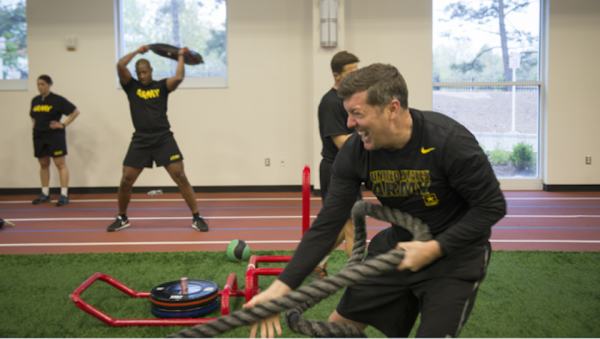 Few Things Bring Together Vets And Civilians Like Misery Of CrossFit