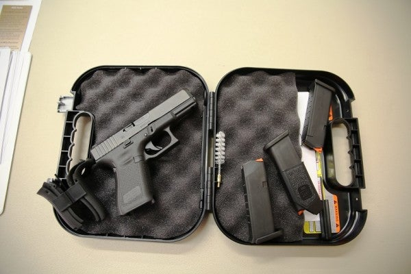 The Marine Corps Now Has Its Own FBI-Approved Concealed Carry Glock