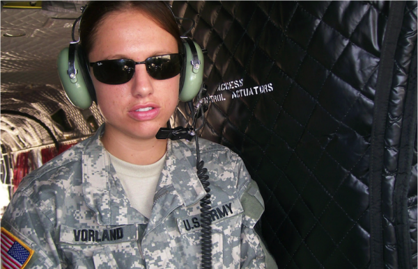 This Soldier Stood Up To Sexual Harassment. Then She Was Kicked Out Of The Army