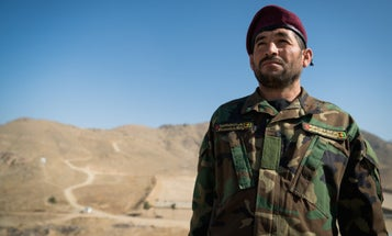 'I Have Already Killed Many Taliban': Afghan Commando Reflects On Fighting For 12 Years
