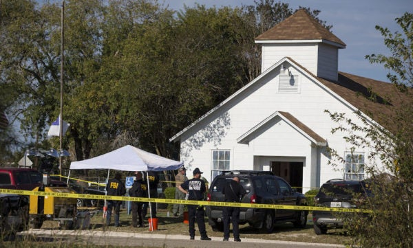How 2 Strangers Helped Stop The Texas Church Shooter In His Tracks