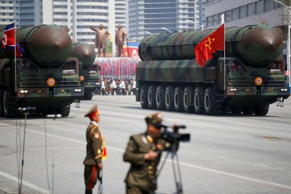 North Korea has rebuilt part of a missile site it promised Trump it would dismantle