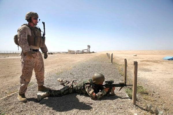 Combat Is No Longer Off The Table For Marines In Afghanistan