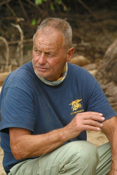 Rudy Boesch, legendary Navy SEAL and fan favorite of first 'Survivor', dies at 91