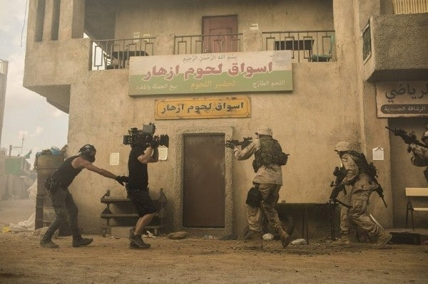 Nat Geo's miniseries chronicles 'Black Sunday' and the hell those soldiers faced in Sadr City