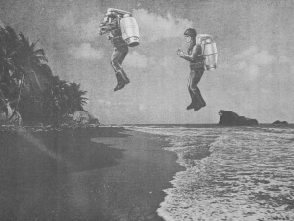The Royal Navy is eyeing jetpacks for amphibious assaults, which is a terrible idea