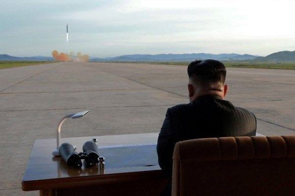 These Are The 7 Military Options For Dealing With North Korea Presented To Congress
