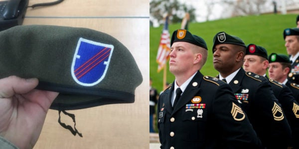 Army Chief Of Staff Wades Into The Online Comments To Quell Green Beret Controversy