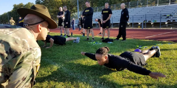 How You Too Can Sham Your Way Through The Army Combat Readiness Test