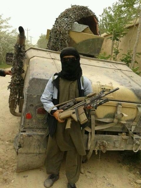 How Did Taliban Fighters Get Their Hands On US Special Operations Gear?