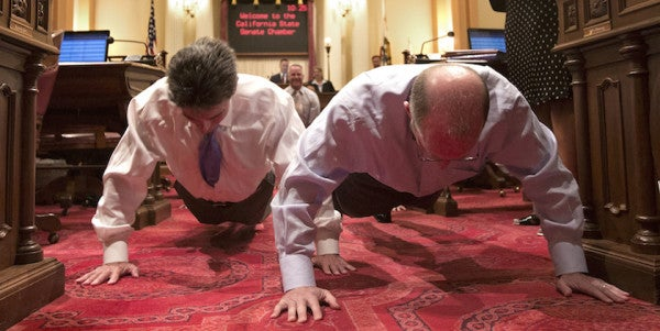 The 22 Pushups Challenge Isn't Actually Helping Anyone