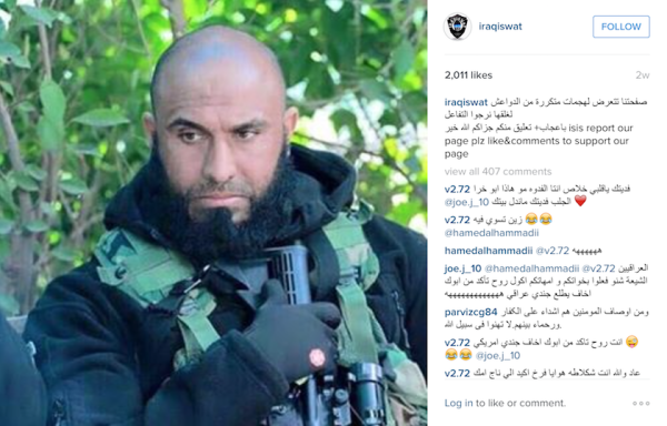 This Controversial Instagram Account Lets You Decide Whether 'ISIS Fighters' Live Or Die