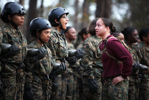 Recruiting More Women Into The Marine Corps Is Only Half The Solution