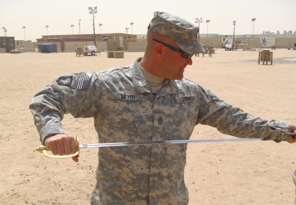 Which US Military Sword Would You Take Into Battle?