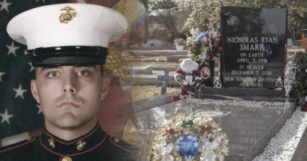 'When Your Brother's Down, You Go To Your Brother' — Fatally Shot, This Marine Rendered Aid To Fellow Officer For As Long As He Could