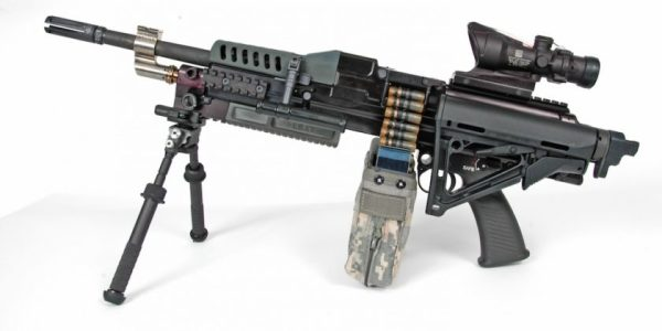 The Army Wants To Try Out Next-Generation Rifle Prototypes Sooner Than You Think