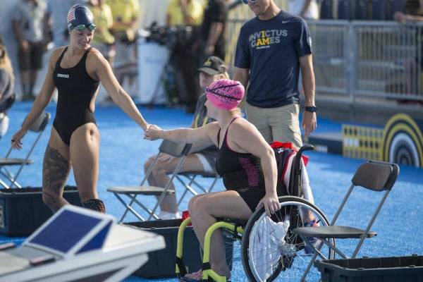 31 Veterans Are Headed To The Paralympics With Team USA