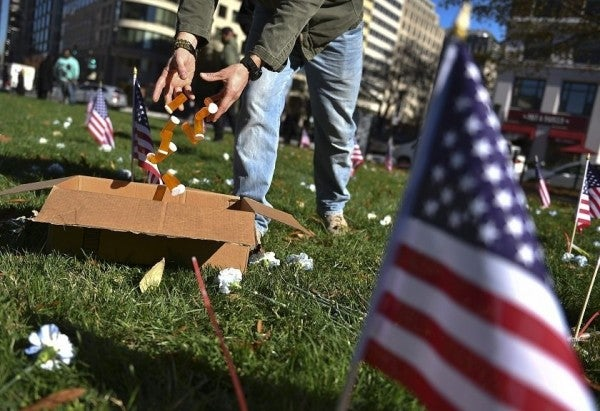 A Well-Kept Secret: How Vets And Their Doctors Are Getting Around The VA's Medical Marijuana Policy