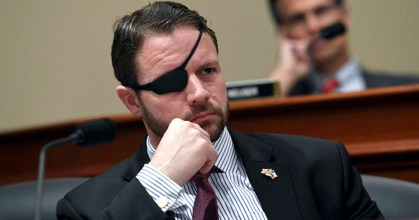 Navy SEAL-turned-congressman Dan Crenshaw: We need to stay in Afghanistan just like Germany and Japan to prevent the next 9/11