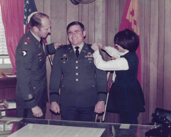 Army Medic Receives Medal Of Honor 47 Years After Secret Mission