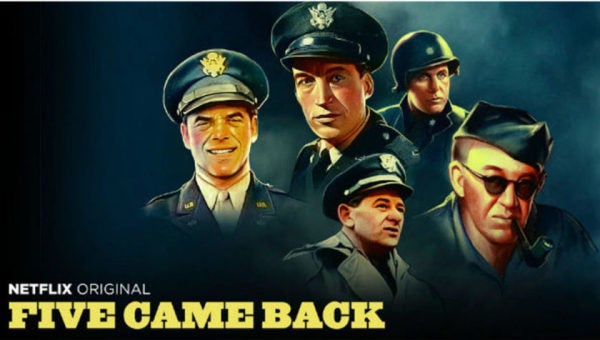 'Five Came Back' Documents The Famous Forefathers Of Modern Combat Cameramen