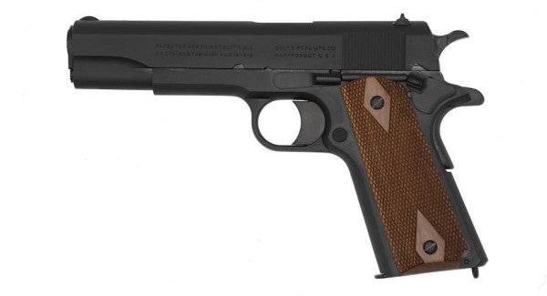 Colt is offering vintage 'Black Army' M1911 pistols to a handful of lucky buyers
