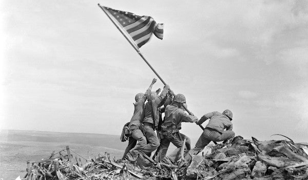 A Marine in this iconic Iwo Jima photo was misidentified for nearly 75 years — until now