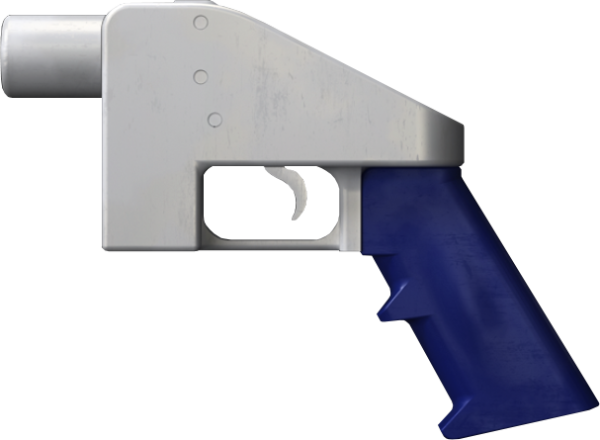 On The Dark Web, 3D-Printed Gun Designs Sell For As Little As $12