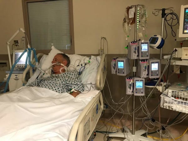 A Vietnam Veteran Reflects On A Coma-Induced Adventure To The Brink Of Death
